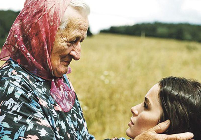 к чему сниться незнакомая старуха